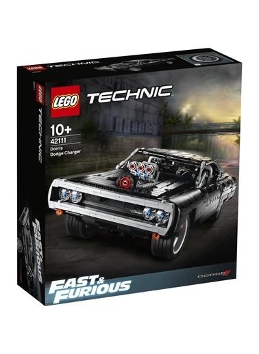 Lego Lego Technic 42111 Dom'Un Dodge Charger'I Renkli